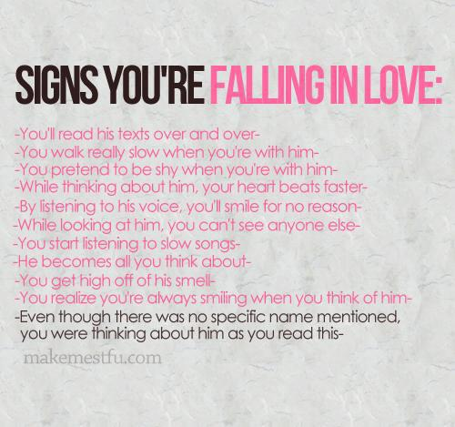 The deadly signs or are they lovely......sighs