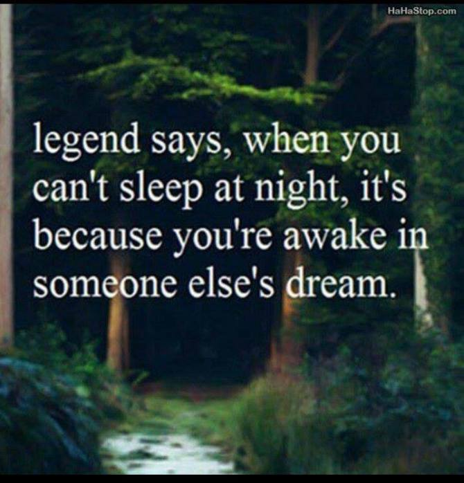 Legend Says...