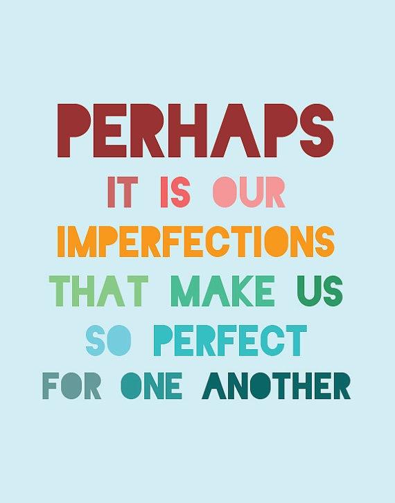 Perhaps........