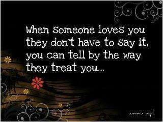 Love Speaks in Actions